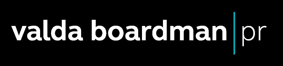 Valda Boardman PR Logo